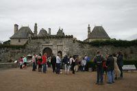 Au château de Kerjean